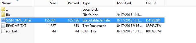 ky file xml